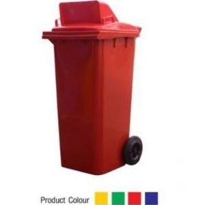 ถังขยะพลาสติกล้อเลื่อน กทม