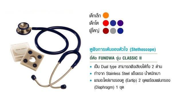 stethoscope class II